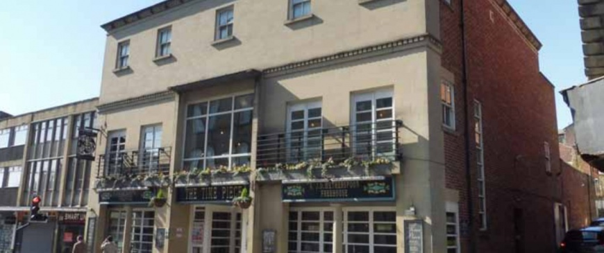 Dewsbury Wetherspoons site up for auction