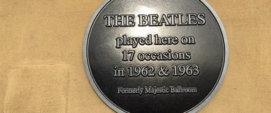 'Legendary' Liverpool Beatles venue up for auction