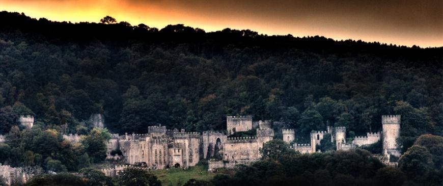 Historic Welsh Castle up for auction