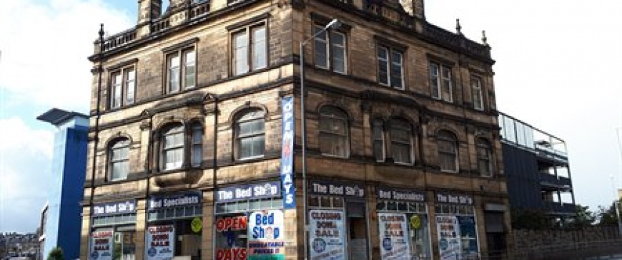 Bradford city centre buildings up for auction