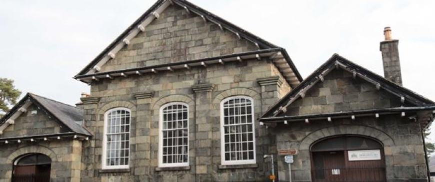 Historic North Wales building is going up for auction