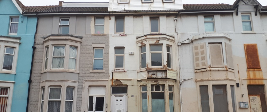 Four Blackpool Hotels to feature in Pugh's October auctions