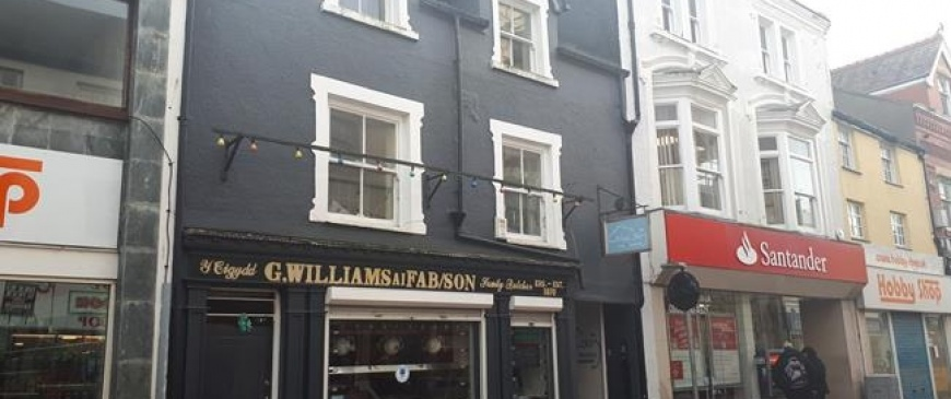 Historic Bangor butchers shop to go up for sale at auction