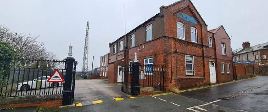 Former Barrow port offices to be sold at auction