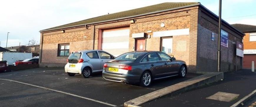 Blackburn business centre to go under the hammer