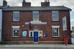 Former Droylsden police station goes up for auction