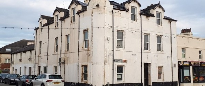 Cleator Moor hotel up for auction