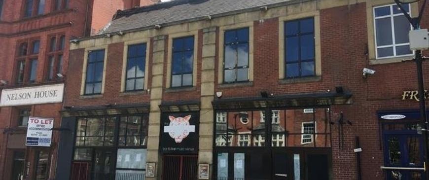 Blind Tiger Nightclub, Bolton