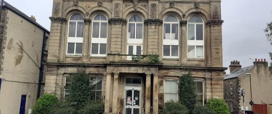 Otley civic entre to go up for auction