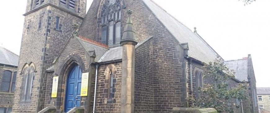 Derelict Hasligden church to go under the hammer