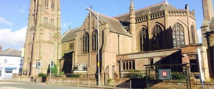 Bolton's iconic 19th century iron church to be sold at auction