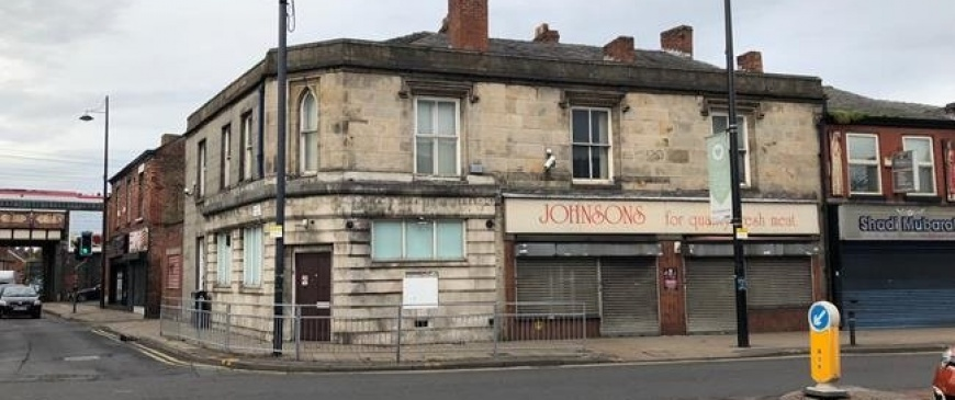 Greater Manchester banks to go under the hammer in Pugh's next NW Property Auction