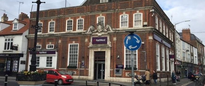 Six Yorkshire high street banks and a police station to go under the hammer at next Pugh auction